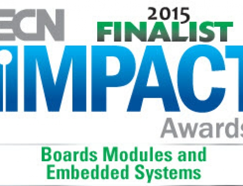 U5309A 8 channels PCIe Digitizer selected for the 2015 ECN IMPACT Awards