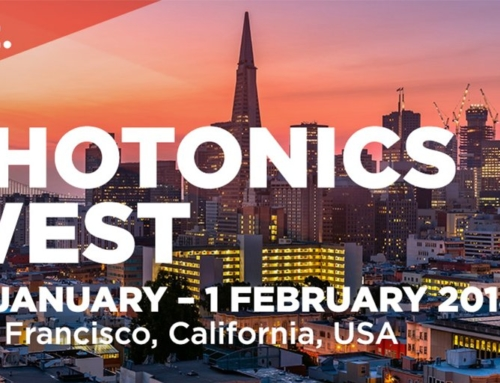 Network with Robin Hassell at Photonics West 2018, San Francisco, California, USA, 27 January – 1 February 2018