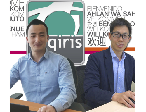 New Acqiris offices located in Guangzhou, China