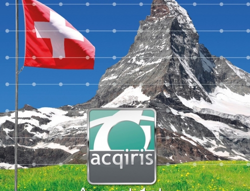 August 1st is National Day in Switzerland and is also Acqiris's anniversary!